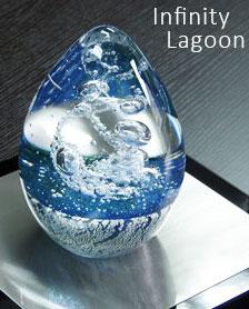 職人手造りガラス工芸トロフィー